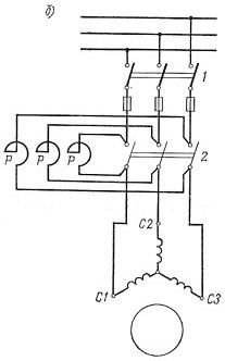 Снижение напряжения с помощью реактора